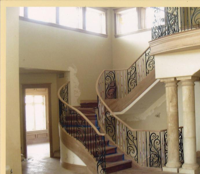 SJS Stair & Millwork in Denver Colorado creates custom stairs