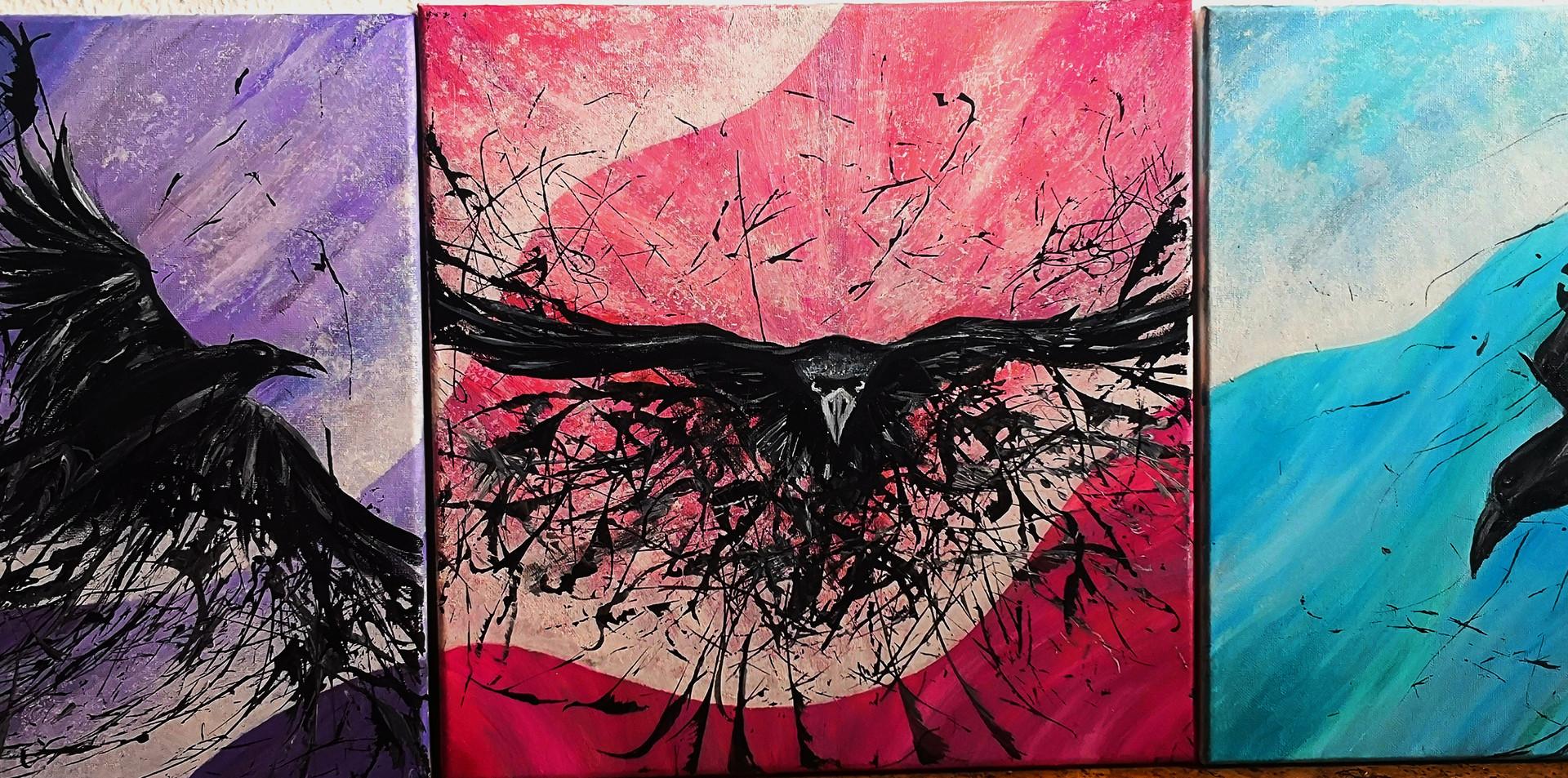 Power of Ravens/Nicht verfügbar