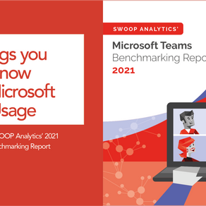 Five things you should know about Microsoft Teams Usage
