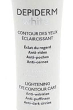 DEPIDERM WHITE EYE CONTOUR 15ML