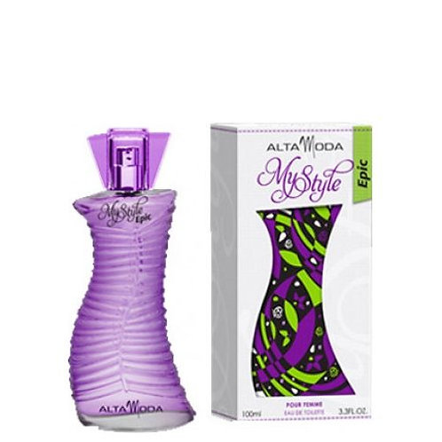 Mystyle Epic - EDT - For Women - 100 Ml