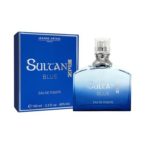 Sultan Blue - EDT - For Men - 100 Ml