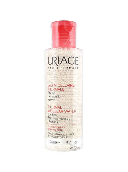 uriage thermal water removes make up - 100 ml