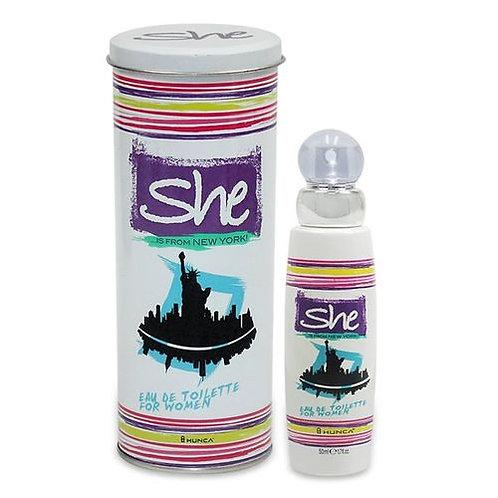 She Is New York - EDT - For Women - 50ml