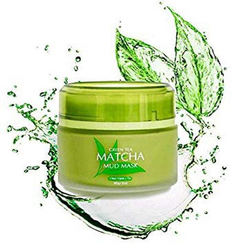 Matcha Green tea Mud mask