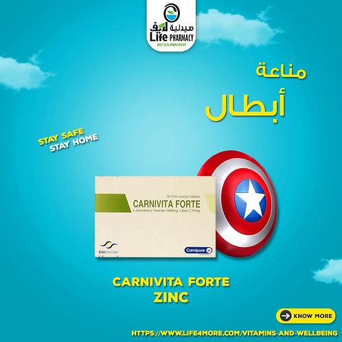 Carnivita Forte Zinc