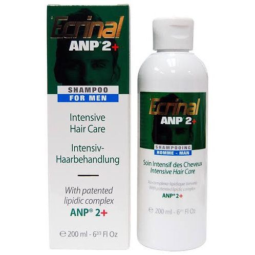 Ecrinal shampoo for men 400 ml