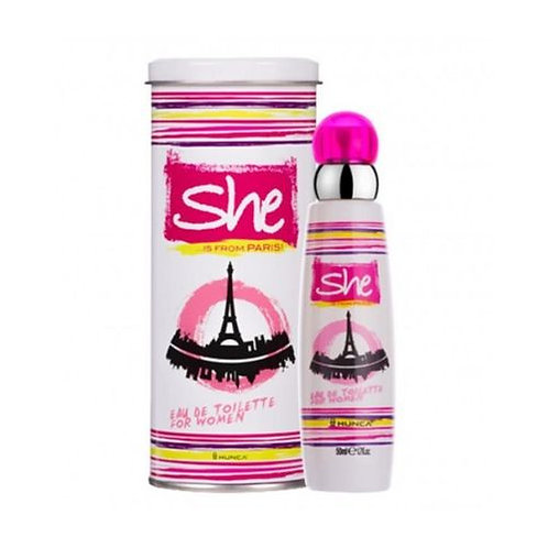 She Is From Paris - EDT - For Women - 50ml