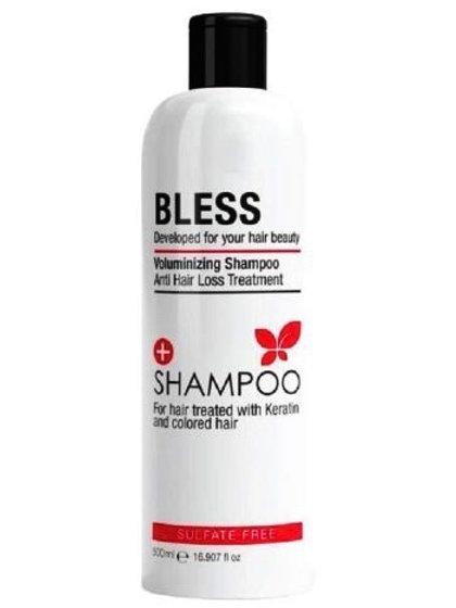 Bless Shampoo Sulfate Free