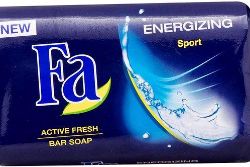 Fa Soap 125g Energizing