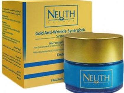 Neuth Gold Anti wrinkle cream 50 gm