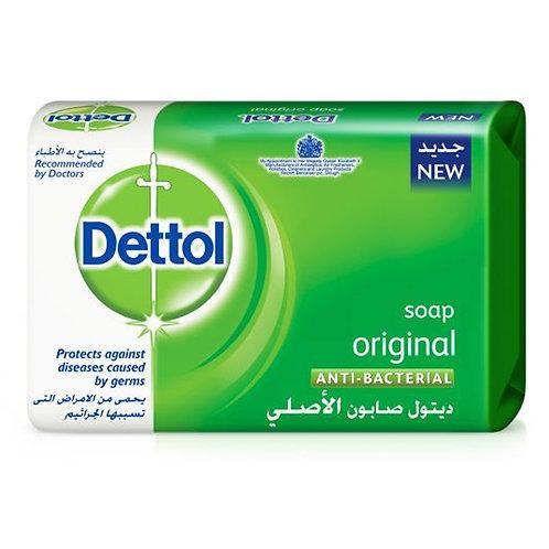 ديتول صابون مضاد للبكتريا الاصلى - 165جم