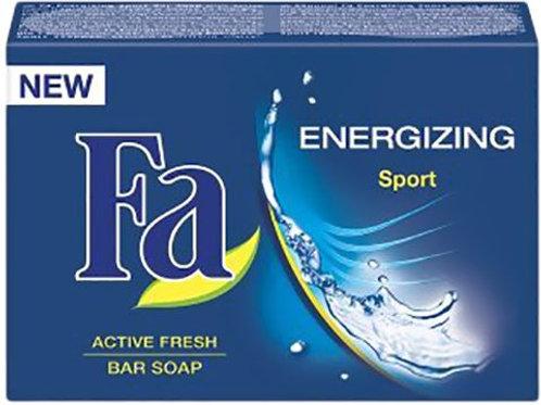 Fa Soap 175g Energizing