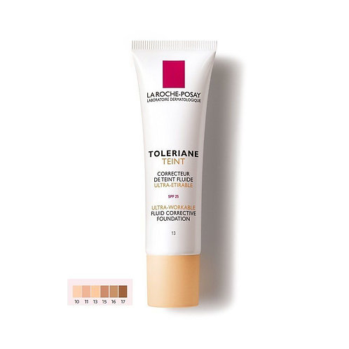 Tolerian Foundation Makeup No 16