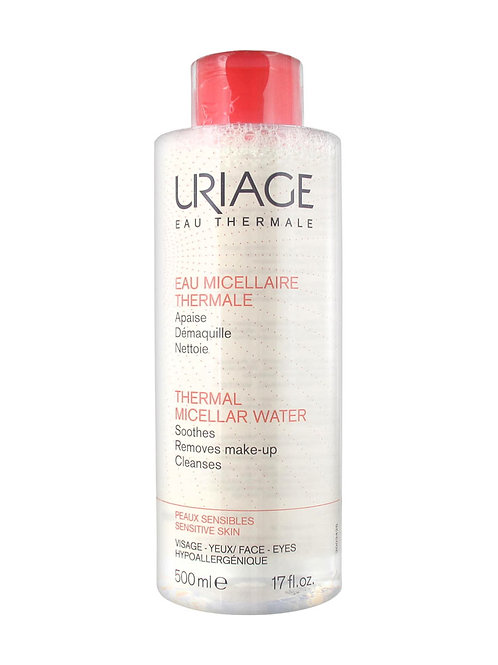 uriage thermal water removes make up - 500 ml