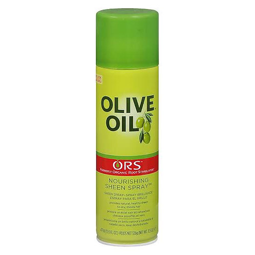 ORS olive oil sheen spray 275 ml