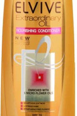 ELV OIL COND DRY HAIR GB/AR 400ml H