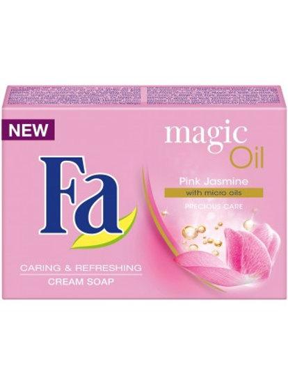Fa Soap 125g magic oils Pink jasmine