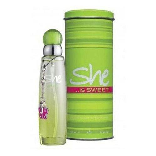 She Is Sweet -EDT-for Women - 50ml