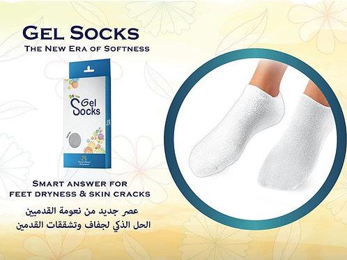 Gel Socks for feet dryness and cracks
