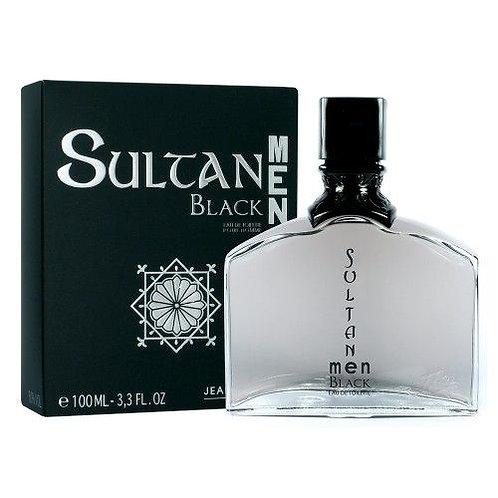 Sultan Black - EDT - For Men - 100ml