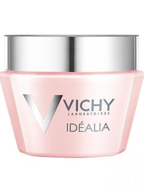 Idealia Smoothing And Illuminating Cream For Dry Skin - 50ml