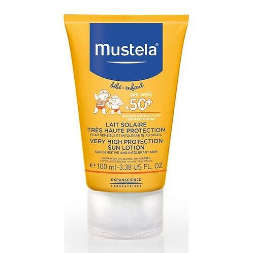 MUSTELA SUN PROTECTION KIDS +50 100 ML