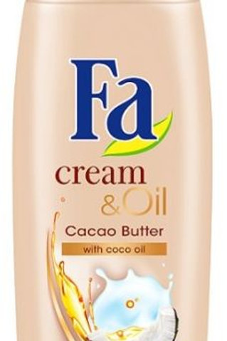 FA SHOWER GEL COCOA BUTTER 250 ML