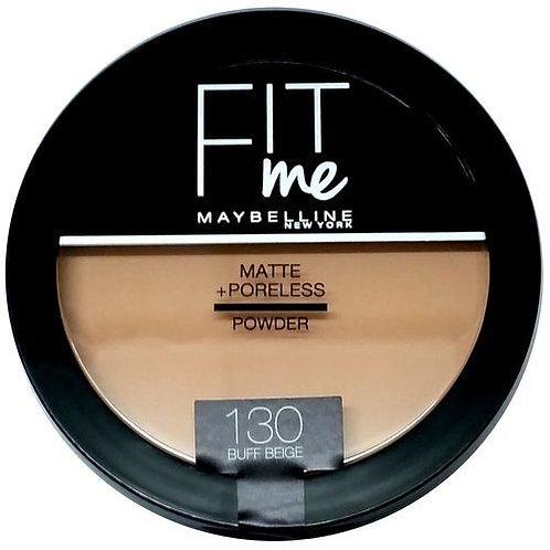 Fit Me Matte & Poreless Powder � 130 Buff Beige