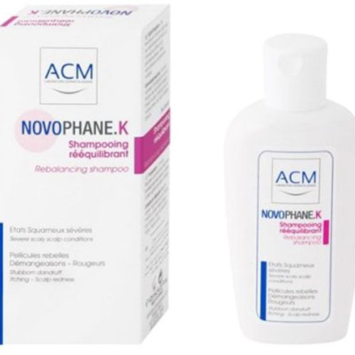 acm novophane k shampoo - 125 ml