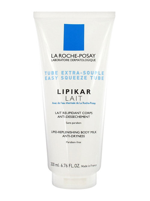 Lipikar Lait (Milk) (200 Ml)