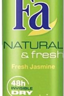 Fa Spray  Natural & Fresh 200ml