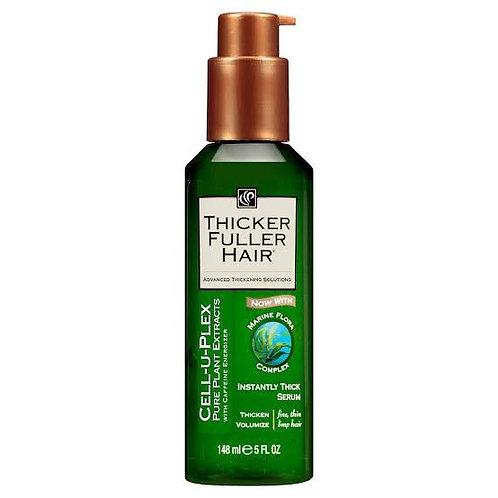 Thicker Fuller hair serum