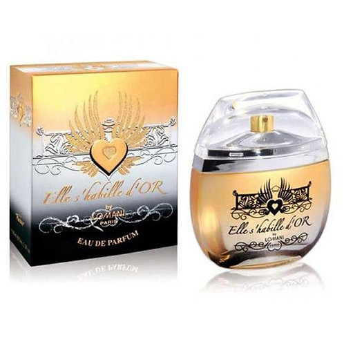 Elle S'Habille - EDP - For Women - 100 Ml