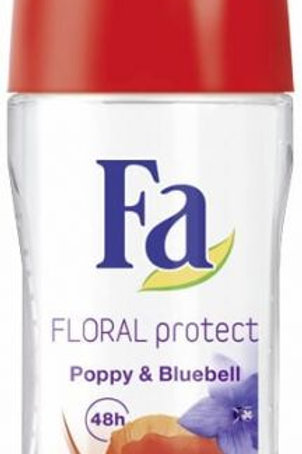 Roll on Floral Poppy