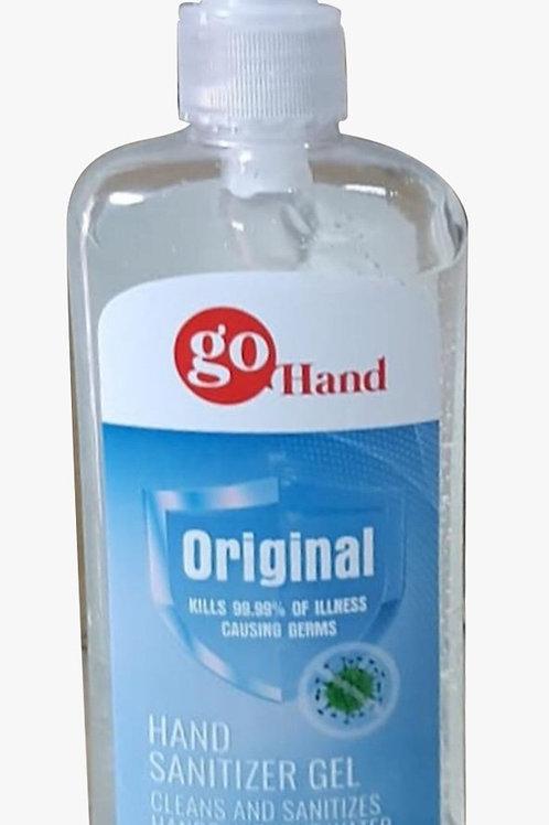Go Hand sanitizer 500 ml