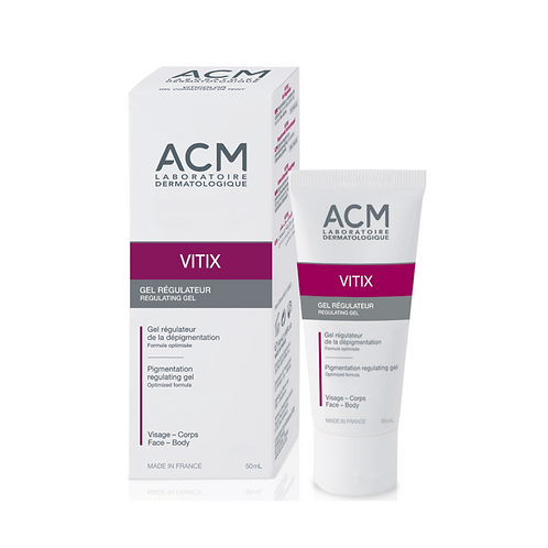 acm vitix regulating gel -50ml