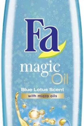 FA SHOWER GEL Magic oils Blue lotus
