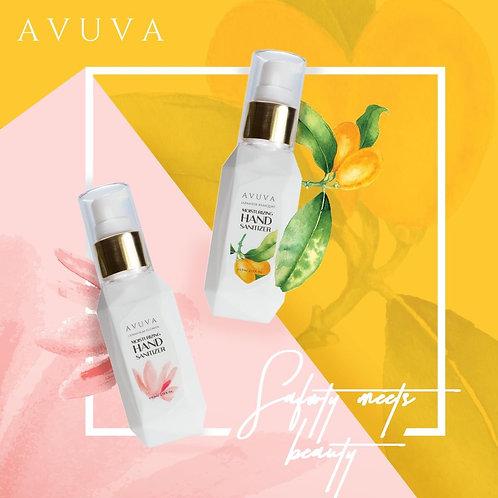 Avuva perfumed sanitizer lotion