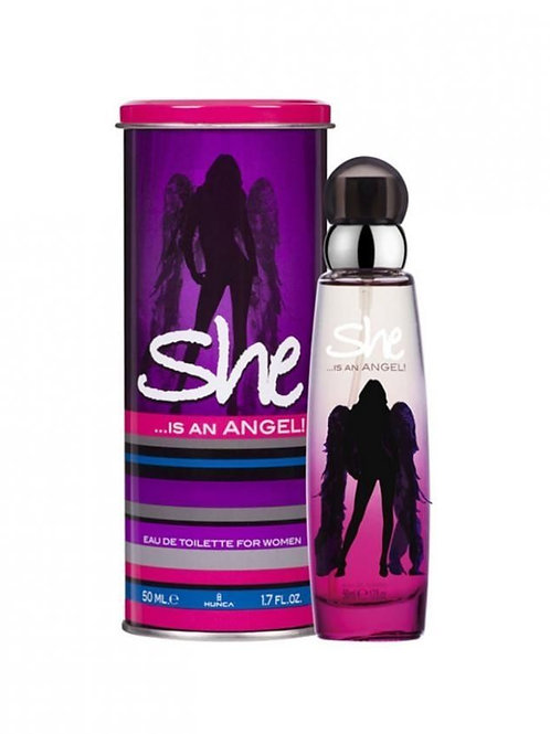 She Is An Angel - EDT - For Women - 50ml