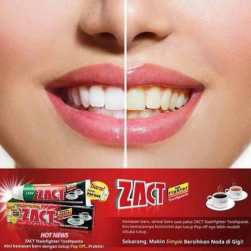 Zact Toothpaste