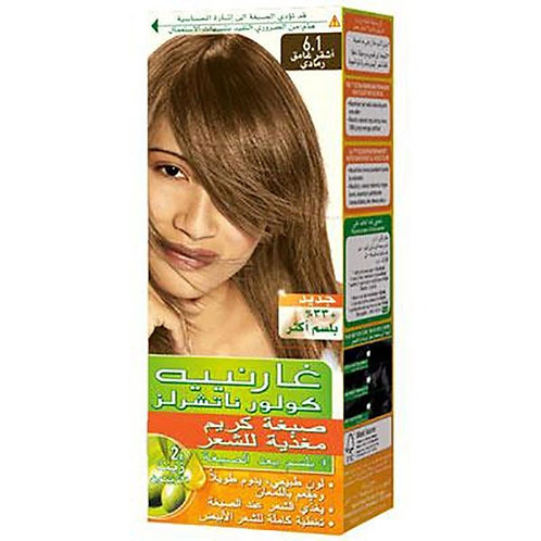 GARNIER Color Naturals 6.1 Dark Ash Blonde