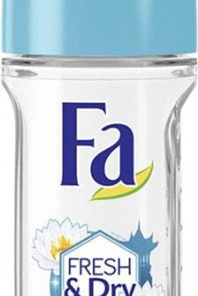 FA ROLL ON Fresh & Dry  50 ML