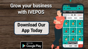 IVEPOS new update is on live NOW! Perfect for restaurant and retail business!