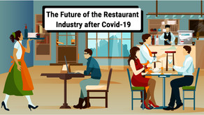 The future of the restaurant industry after Covid-19