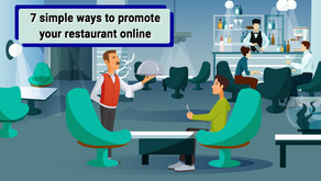 7 Simple Ways to Promote Your Restaurant Online