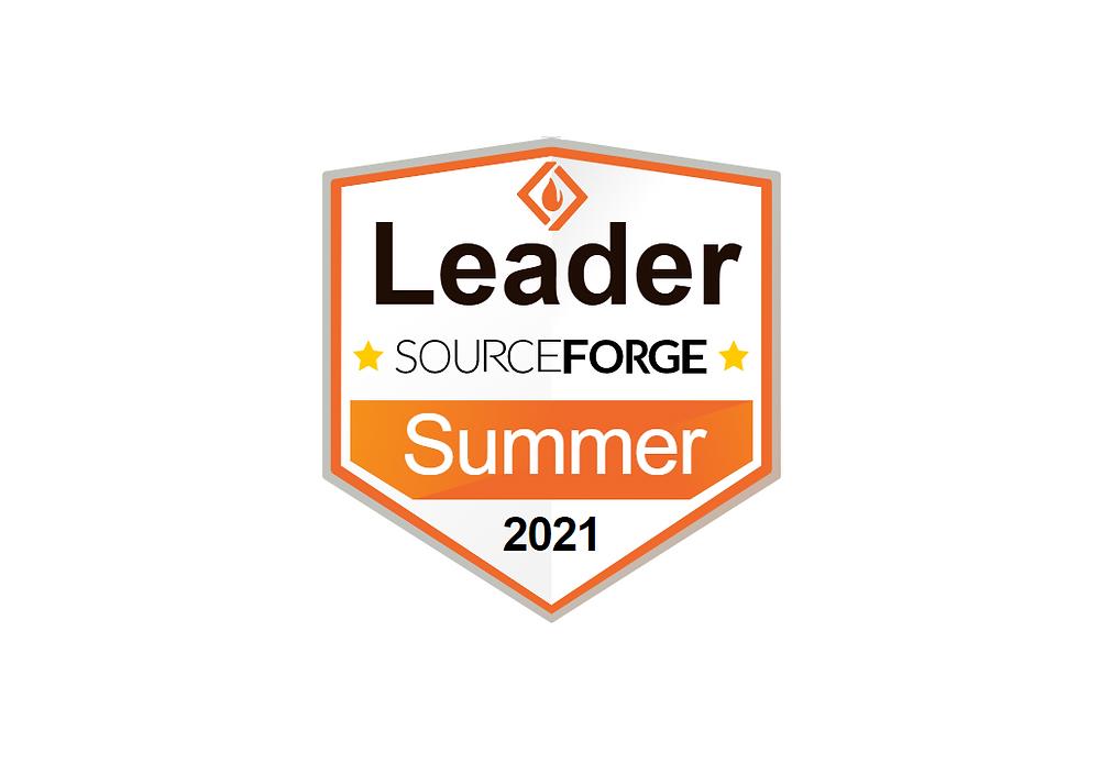 SourceForge Summer 2021 Leader Award