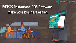 Make Your Restaurant Business Profitable with IVEPOS