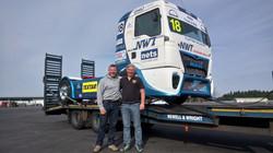 Stefan Honenes_RaceTruck Newells