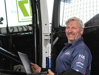 Honens Racing Services supports British Truck Racing team!